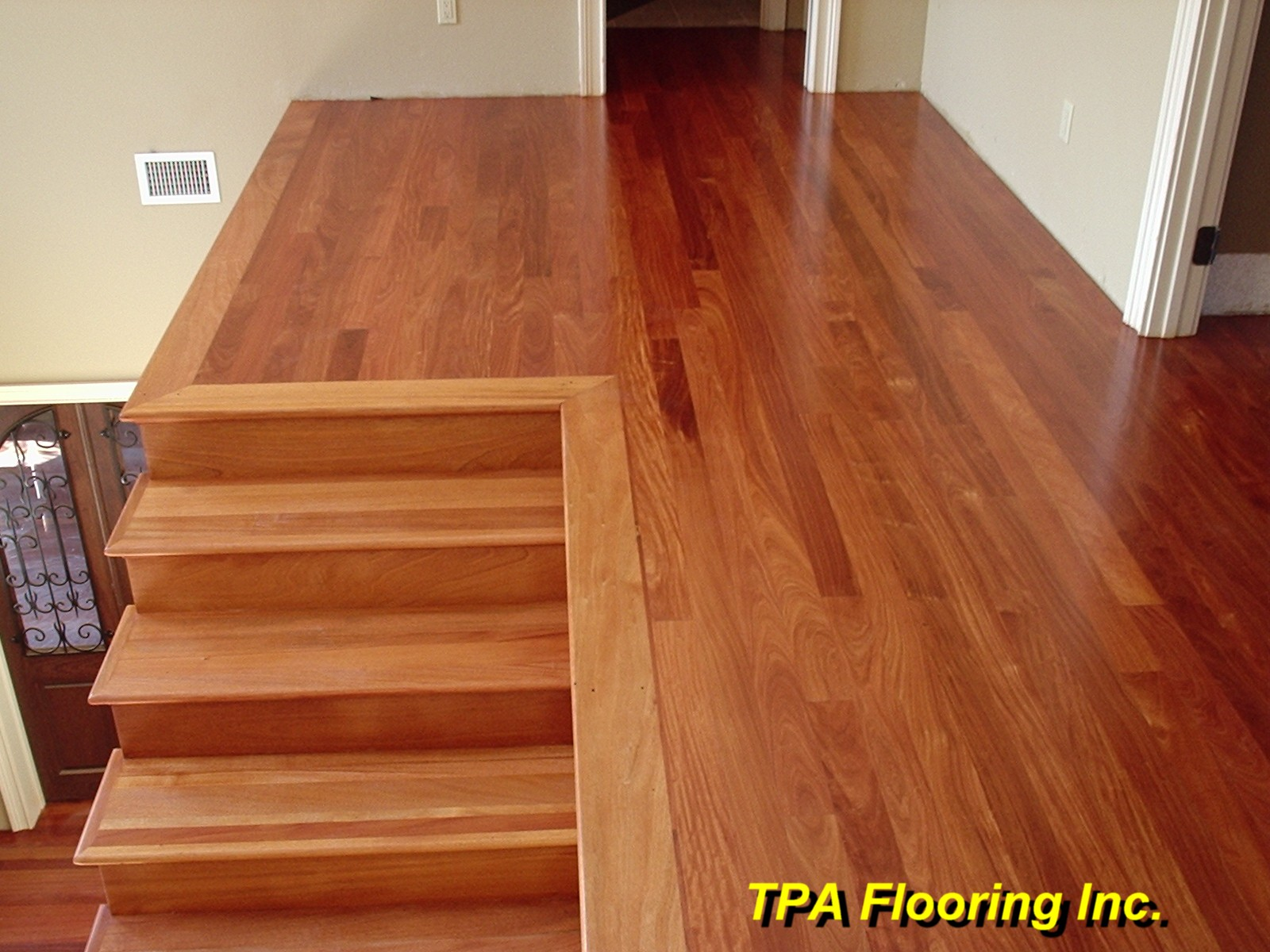 Gallery 2 for Brazilian cherry flooring